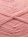 Fiber Content 100% Baby Acrylic, Light Rose Pink, Brand Ice Yarns, Yarn Thickness 2 Fine  Sport, Baby, fnt2-33134