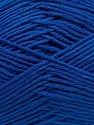 Fiber Content 100% Antibacterial Dralon, Royal Blue, Brand Ice Yarns, Yarn Thickness 2 Fine  Sport, Baby, fnt2-35236
