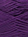Fiber Content 100% Antibacterial Dralon, Purple, Brand Ice Yarns, Yarn Thickness 2 Fine  Sport, Baby, fnt2-35240