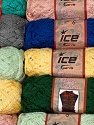 Belly Dance  Fiber indhold 95% Akryl, 5% Paillet, Yarn Thickness Other, Brand Ice Yarns, fnt2-35283