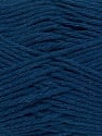Baby cotton is a 100% premium giza cotton yarn exclusively made as a baby yarn. It is anti-bacterial and machine washable! Fiber Content 100% Giza Cotton, Navy, Brand Ice Yarns, Yarn Thickness 3 Light  DK, Light, Worsted, fnt2-35762