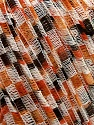 Fasergehalt 100% Polyamid, Yellow, White, Yarn Thickness Other, Orange, Brand Ice Yarns, Brown, fnt2-37456