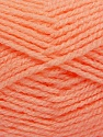 Fiber Content 100% Premium Acrylic, Light Salmon, Brand Ice Yarns, Yarn Thickness 3 Light  DK, Light, Worsted, fnt2-41230