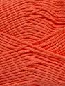 Fiber Content 50% Bamboo, 50% Cotton, Light Salmon, Brand Ice Yarns, Yarn Thickness 2 Fine  Sport, Baby, fnt2-42218