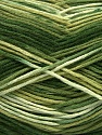Fiber Content 100% AntiBacterial Micro Dralon, Khaki, Brand ICE, Green Shades, Yarn Thickness 2 Fine  Sport, Baby, fnt2-42646