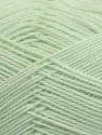 Machine washable. Lay flat to dry Fiber Content 70% Superwash Virgin Wool, 30% Acrylic, Light Green, Brand Ice Yarns, Yarn Thickness 2 Fine  Sport, Baby, fnt2-43445