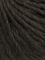 Fiber Content 50% Virgin Wool, 40% Alpaca, 10% Acrylic, Brand Ice Yarns, Dark Brown, Yarn Thickness 5 Bulky  Chunky, Craft, Rug, fnt2-43726