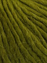 Fiber indhold 50% Virgin Uld, 40% Alpaka, 10% Akryl, Brand Ice Yarns, Green, Yarn Thickness 5 Bulky  Chunky, Craft, Rug, fnt2-43735