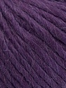 Fiber indhold 50% Virgin Uld, 40% Alpaka, 10% Akryl, Purple, Brand Ice Yarns, Yarn Thickness 5 Bulky  Chunky, Craft, Rug, fnt2-43740