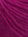Fiber indhold 50% Virgin Uld, 40% Alpaka, 10% Akryl, Brand Ice Yarns, Fuchsia, Yarn Thickness 5 Bulky  Chunky, Craft, Rug, fnt2-43741