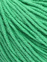 Fiber Content 50% Acrylic, 50% Cotton, Brand Ice Yarns, Emerald Green, Yarn Thickness 3 Light  DK, Light, Worsted, fnt2-43837