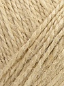 Contenido de fibra 100% HempYarn, Brand Ice Yarns, Cream, Yarn Thickness 3 Light  DK, Light, Worsted, fnt2-43945