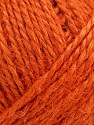 Fiber Content 100% HempYarn, Orange, Brand Ice Yarns, Yarn Thickness 3 Light  DK, Light, Worsted, fnt2-43952