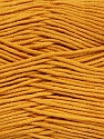 Fiber Content 50% Bamboo, 50% Cotton, Brand Ice Yarns, Gold, Yarn Thickness 2 Fine  Sport, Baby, fnt2-44102