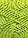 Fiber Content 100% Cotton, Light Green, Brand Ice Yarns, Yarn Thickness 3 Light  DK, Light, Worsted, fnt2-44327