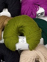 Bulky Superwash Merino  Fiberinnhold 100% Superwash Merino Wool, Brand Ice Yarns, fnt2-44424