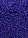 Composição 45% Bambu, 45% Lã, 10% Acrílico, Purple, Brand Ice Yarns, Yarn Thickness 3 Light  DK, Light, Worsted, fnt2-44607