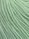 Fiber Content 50% Acrylic, 50% Cotton, Mint Green, Brand Ice Yarns, Yarn Thickness 3 Light  DK, Light, Worsted, fnt2-44637