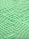 Fiber Content 100% Micro Acrylic, Light Green, Brand Ice Yarns, Yarn Thickness 3 Light  DK, Light, Worsted, fnt2-44727