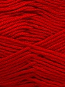 Conţinut de fibre 100% Micro Acril, Red, Brand Ice Yarns, Yarn Thickness 2 Fine  Sport, Baby, fnt2-44756