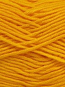 Conţinut de fibre 100% Micro Acril, Yellow, Brand Ice Yarns, Yarn Thickness 2 Fine  Sport, Baby, fnt2-44758