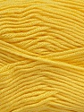 Conţinut de fibre 100% Micro Acril, Light Yellow, Brand Ice Yarns, Yarn Thickness 2 Fine  Sport, Baby, fnt2-44759