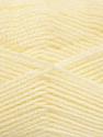 Fiber Content 100% Acrylic, Brand Ice Yarns, Cream, Yarn Thickness 2 Fine  Sport, Baby, fnt2-44783