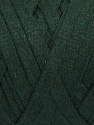 Fiber Content 100% Recycled Cotton, Brand Ice Yarns, Dark Green, Yarn Thickness 6 SuperBulky  Bulky, Roving, fnt2-44896