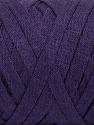 Fiber Content 100% Recycled Cotton, Purple, Brand Ice Yarns, Yarn Thickness 6 SuperBulky  Bulky, Roving, fnt2-44914
