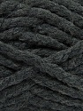 Fiber Content 55% Acrylic, 45% Wool, Brand Ice Yarns, Dark Grey, Yarn Thickness 6 SuperBulky  Bulky, Roving, fnt2-45121