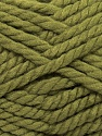 Fiber Content 55% Acrylic, 45% Wool, Khaki, Brand Ice Yarns, Yarn Thickness 6 SuperBulky  Bulky, Roving, fnt2-45127