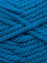 Fiber Content 55% Acrylic, 45% Wool, Brand Ice Yarns, Blue, Yarn Thickness 6 SuperBulky  Bulky, Roving, fnt2-45128