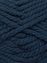 Fiber Content 55% Acrylic, 45% Wool, Navy, Brand Ice Yarns, Yarn Thickness 6 SuperBulky  Bulky, Roving, fnt2-45134