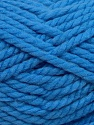 Fiber Content 55% Acrylic, 45% Wool, Indigo Blue, Brand Ice Yarns, Yarn Thickness 6 SuperBulky  Bulky, Roving, fnt2-45135
