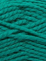 SuperBulky  Fiber Content 60% Acrylic, 30% Alpaca, 10% Wool, Brand Ice Yarns, Emerald Green, Yarn Thickness 6 SuperBulky  Bulky, Roving, fnt2-45163