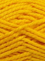SuperBulky  Fiber Content 60% Acrylic, 30% Alpaca, 10% Wool, Yellow, Brand Ice Yarns, Yarn Thickness 6 SuperBulky  Bulky, Roving, fnt2-45164
