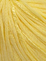 Fiber Content 79% Cotton, 21% Viscose, Yellow, Brand Ice Yarns, Yarn Thickness 3 Light  DK, Light, Worsted, fnt2-45189