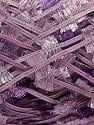 Fiber Content 95% Polyester, 5% Metallic Lurex, Pink Shades, Lilac, Brand Ice Yarns, Yarn Thickness 5 Bulky  Chunky, Craft, Rug, fnt2-45268