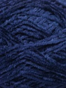 Contenido de fibra 100% Poliéster, Navy, Brand Ice Yarns, Yarn Thickness 1 SuperFine  Sock, Fingering, Baby, fnt2-45413