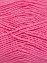 Fiber indhold 100% Baby Akryl, Pink, Brand Ice Yarns, Yarn Thickness 2 Fine  Sport, Baby, fnt2-45417