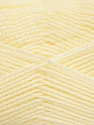 Fiber indhold 100% Baby Akryl, Brand Ice Yarns, Cream, Yarn Thickness 2 Fine  Sport, Baby, fnt2-45419