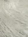 Fiberinnehåll 95% Viskos, 5% Polyamid, White, Brand Ice Yarns, fnt2-45738