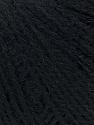 Conţinut de fibre 35% Lână Merino , 35% Acrilic, 30% Baby alpaca, Brand Ice Yarns, Black, fnt2-45832