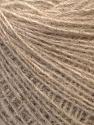 Fiberinnhold 50% Merino Ull, 25% Akryl, 25% Alpakka, Brand Ice Yarns, Beige, fnt2-45868
