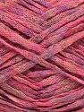 Fiber Content 75% Cotton, 25% Acrylic, Pink, Lilac, Brand Ice Yarns, fnt2-45907