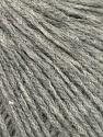 Cashmere  Fiberinnhold 70% Bomull, 15% Kasjmir, 15% Elite Polyester, Light Grey Melange, Brand Ice Yarns, fnt2-45915