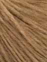Fiberinnehåll 78% Extrafint Merino, 22% Polyamid, Light Brown, Brand Ice Yarns, fnt2-45916