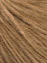 Contenido de fibra 78% Lana merino extrafina, 22% Poliamida, Light Brown, Brand Ice Yarns, fnt2-45916