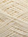 Cashmere  Fiberinnhold 70% Bomull, 15% Kasjmir, 15% Elite Polyester, Brand Ice Yarns, Cream, fnt2-45954