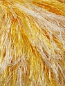 Fiberinnehåll 100% Polyester, Yellow, White, Brand Ice Yarns, fnt2-46088